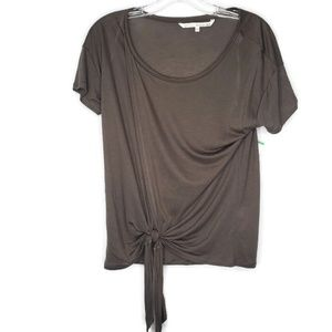 NWT RACHEL RACHEL ROY Drop Anchor Hazel Wrap Top L